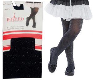 30D Girls Glitter Lurex Pantyhoses– BP5110