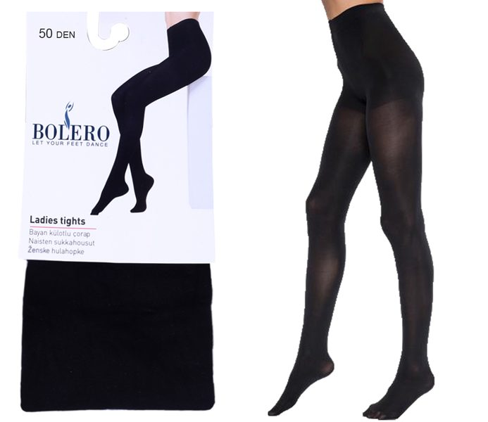 50D Micro Soft Ladies  Pantyhoses Plain – BP202
