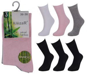 Ladies Bamboo Socks 3 Pack – BW680
