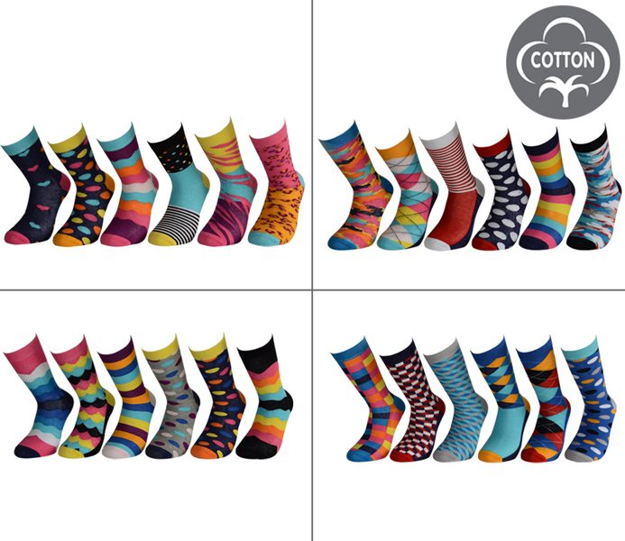 Colorful Socks – BM259