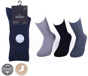 Diabetic Socks 100% Coton - BM253