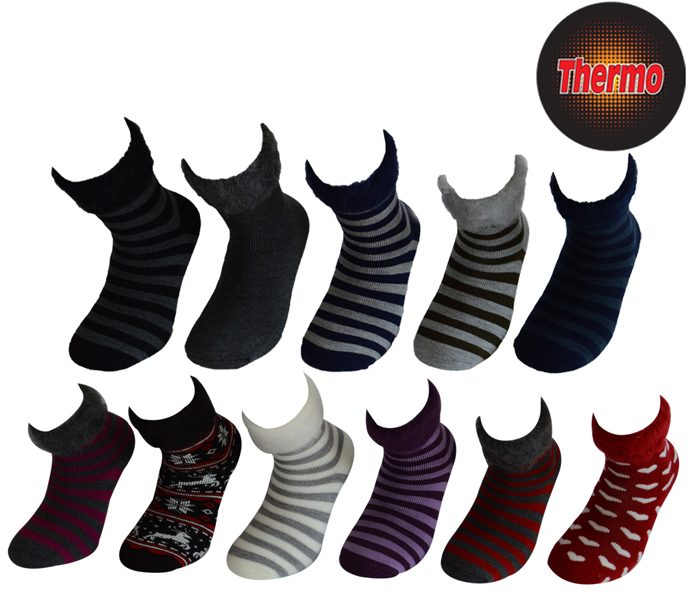 Fluffy Socks – BM445