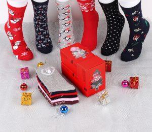 Socks in Gift Box 3 Pack - BM260