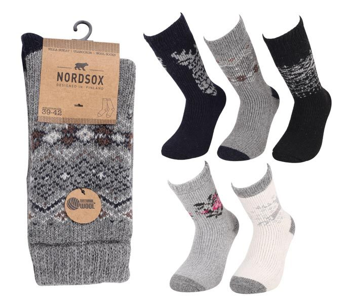 Hand-Knitting Socks – BM431