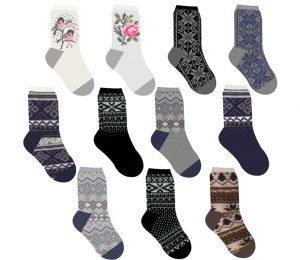 Hand-Knitting Socks - BM431