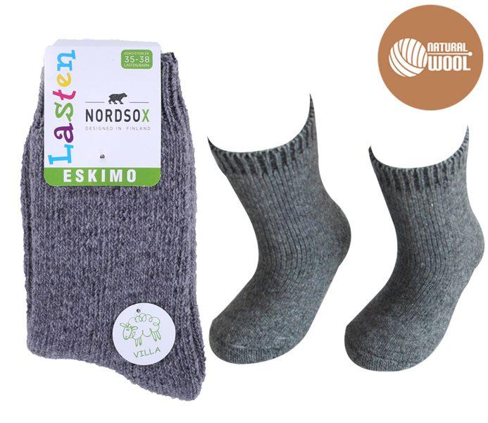 Kids Eskimo Socks – BK835