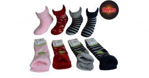 Kids Fluffy Socks - BK831