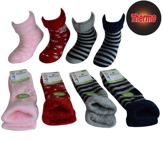 Kids Fluffy Socks – BK831