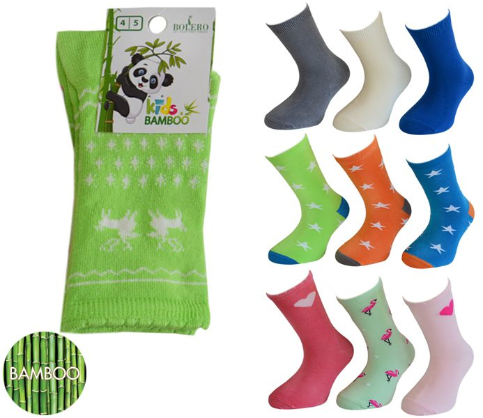 Kids Short Socks – BK838