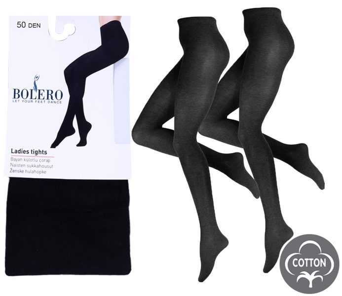 Ladies Cotton Tights – BW976