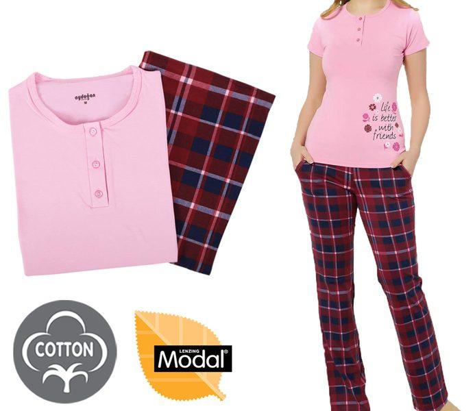 Ladies Pyjamas – BU312