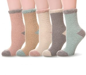 Ladies Soft Home Socks - BW643