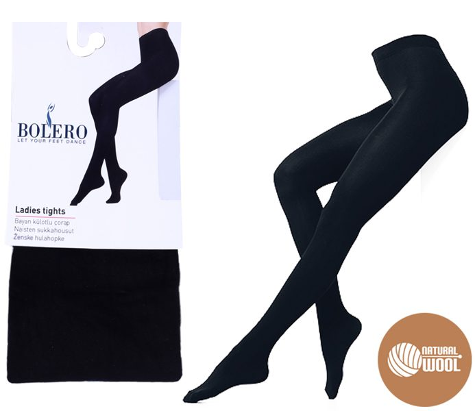 Woman Merino Wool Tights – BW979