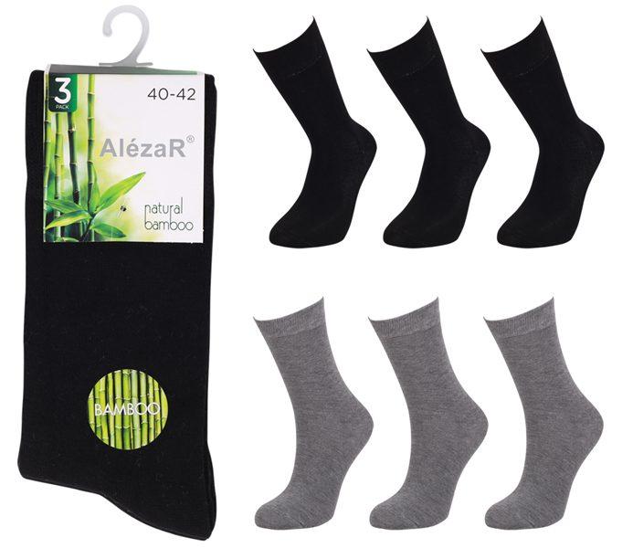 Men Bamboo Socks 3 Pack – BM280