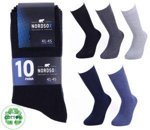 Men Basic Socks 10 Pack - BM210