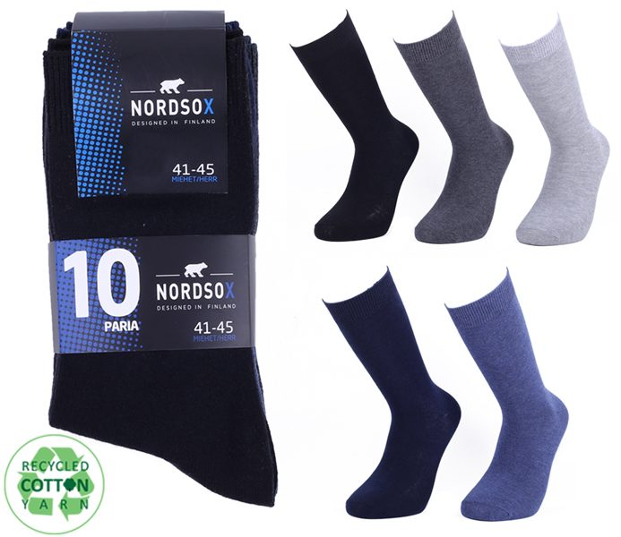 Men Basic Socks 10 Pack – BM210