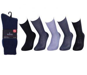 Men Basic Socks 5 Pack - BM215