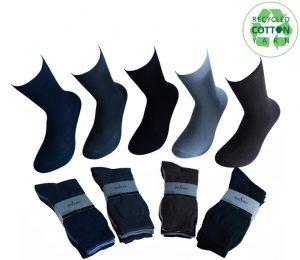 Men Basıc Socks 5 Pack - BM215