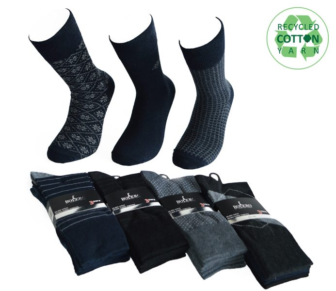Men Budget Socks 3 Pack – BM224
