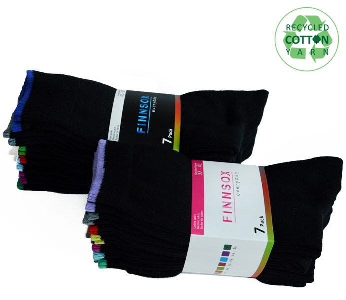 Men/Ladies Week Socks 7 Pack – BM227