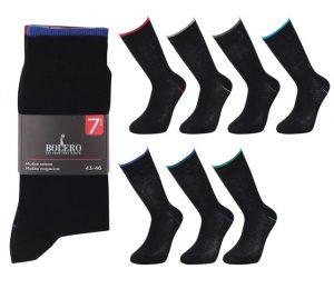 Men/Ladies Week Socks 7 Pack - BM227