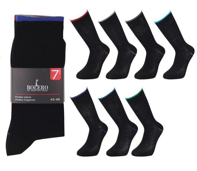 Men/Ladies Week Socks 7 Pack – BM227