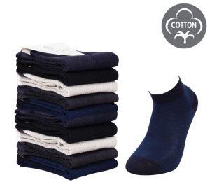 Men Premium Short Socks - BM276