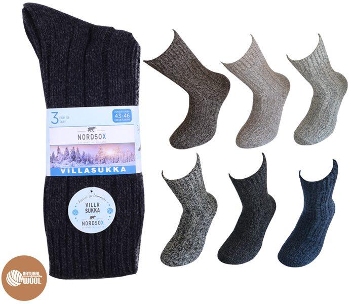 Men Ragg Socks 2 Pack – BM435