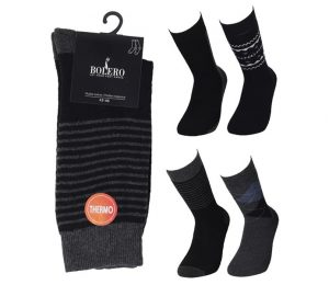 Men Thermo Cotton Socks - BM446