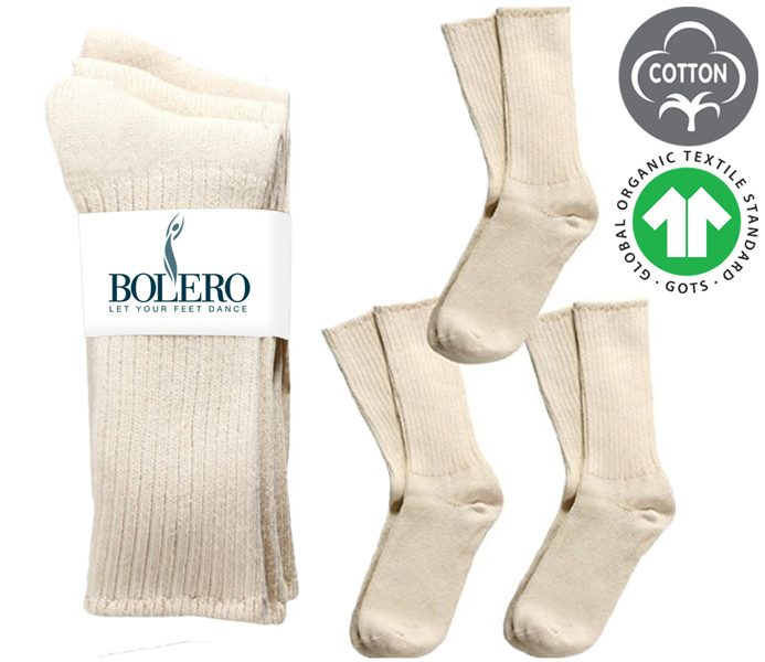 Organic Cotton Socks – BM258