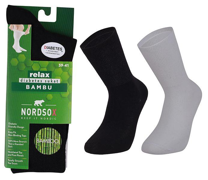 Relax Bamboo Socks – BM283