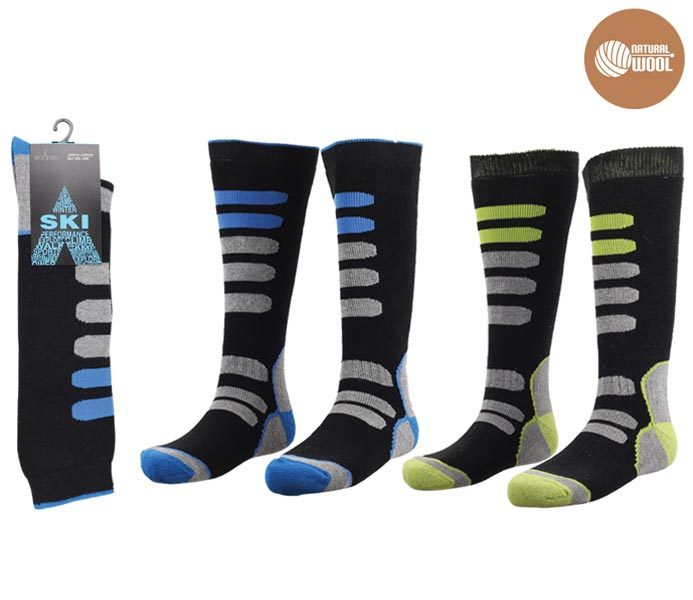 Ski Wool Socks – BM429