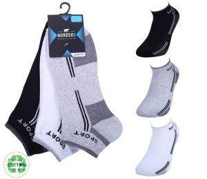 Sports Sneakers 3 Pack - BM419