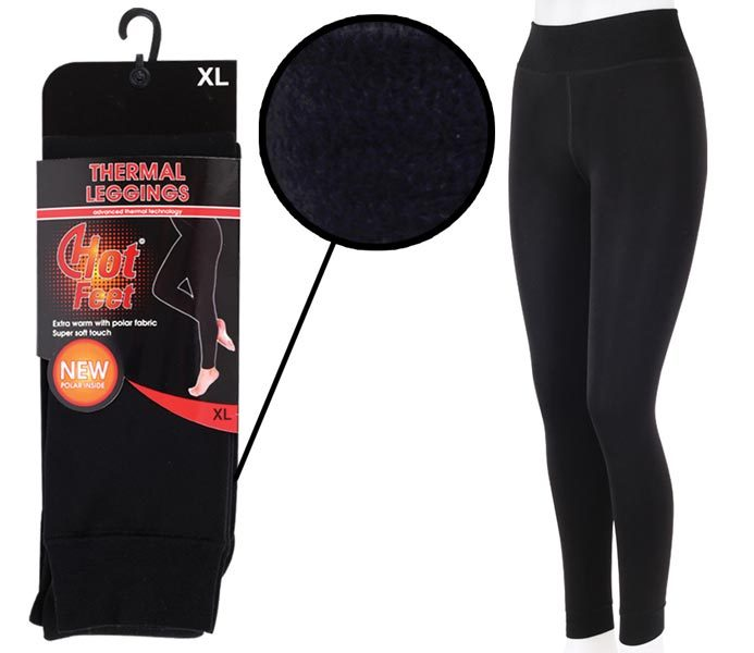 Woman Thermo Leggings – BW978