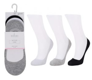 Ladies Invisibles 3 Pack - BW627