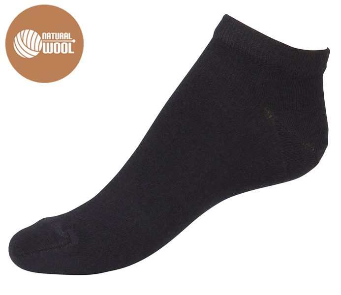 Wool Short Socks – BM451