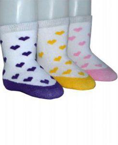 Hearts Socks - BB417
