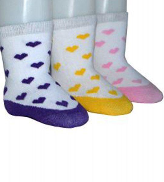 Hearts Socks – BB417