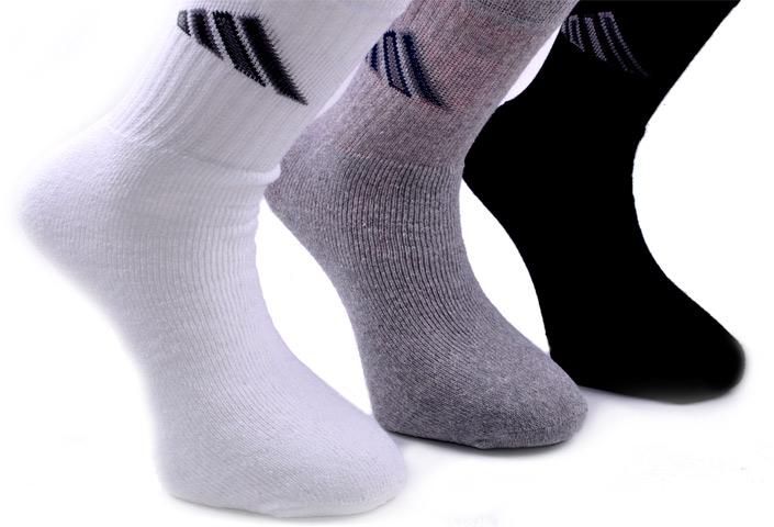 Adidas Logo Socks – BS342