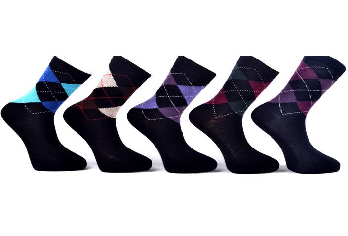 Argyle Women Socks – BW104