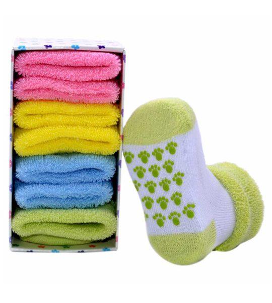 Baby Terry Socks – BB421