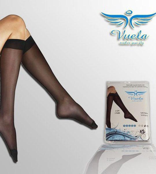 Black Knee High Socks – BW42