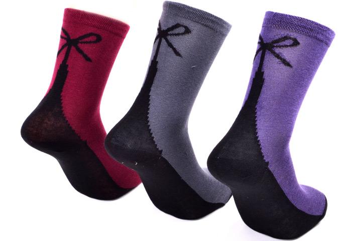 Bowl Design Socks – BW141
