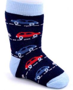 Boys Car Socks - BK323