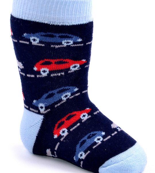 Boys Car Socks – BK323