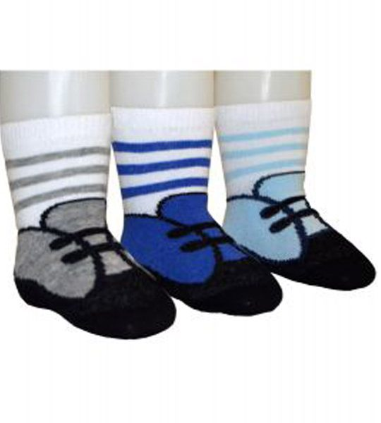 Boys Shoe Socks – BB407