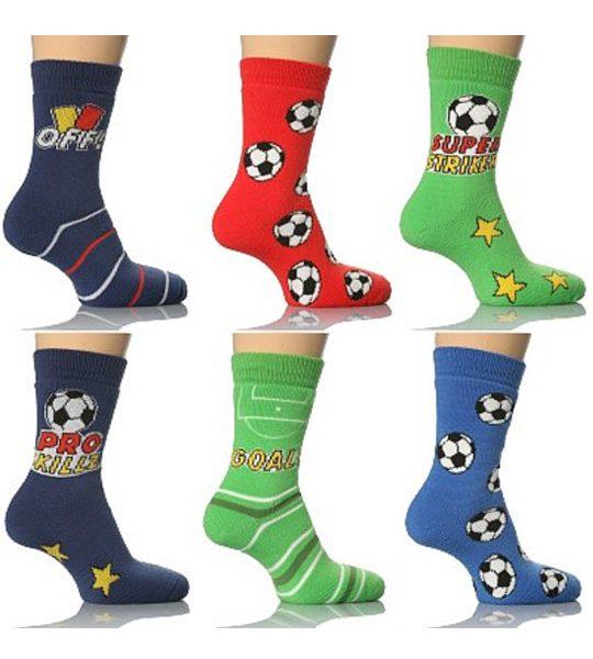 Boys Soccer  Socks – BK342