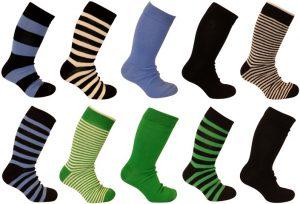 Boys Stripe Socks - BK983