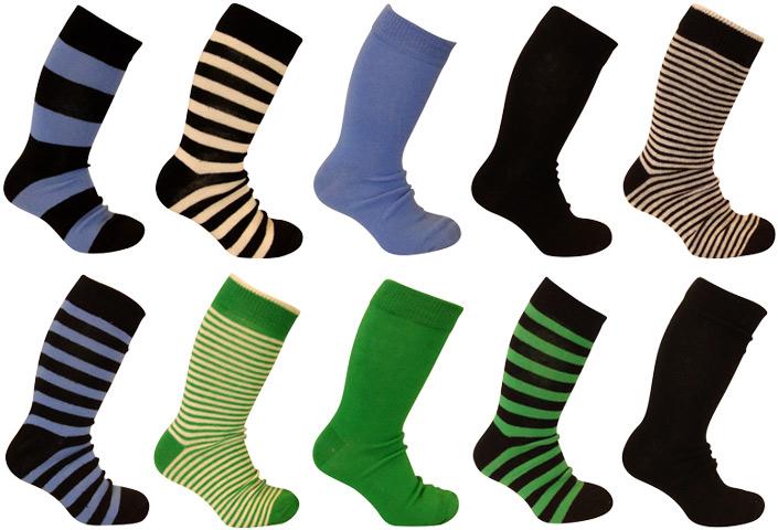 Boys Stripe Socks – BK983