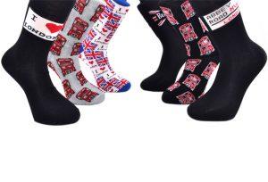 Britain Socks - BM151